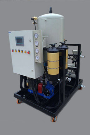high Efficient Vacuum Oil Purifier